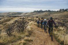 Club Ride Apparel Fall Winter 2015 Group Riding in Sun Valley Idaho
