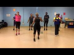 Step In The Name Of Love Line Dance - New Orleans, LA - YouTube