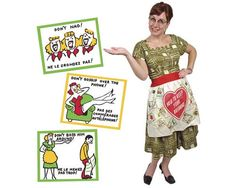 HOW TO KEEP YOUR HUSBAND APRON $8.99
