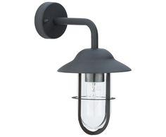 Bringen Sie Ihr Zuhause zum Strahlen: Shoppen Sie Gartenwandleuchte Well in Schwarz und weitere Leuchten von SEARCHLIGHT auf >> WestwingNow.