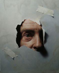 Las Pinturas Hiperrealistas de Joshua Suda