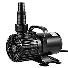 VIVOSUN Submersible Water Pump Ultra Quiet Pump with Power Cord High Lift for Pond Waterfall Fish Tank Statuary Hydroponic