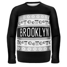 Brooklyn Nets Ugly Sweaters