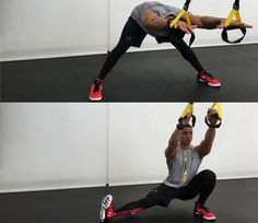 From boosting mobility and flexibility to strength and power gains, the Suspension Trainer is an all-in-one training tool.