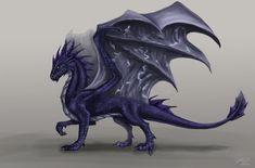 Storm dragon by x-Celebril-x on DeviantArt