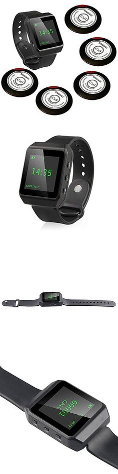 Pagers: Singcall® Wireless Service Calling System,For Bank Restaurant Hotel,Call BUY IT NOW ONLY: $196.49