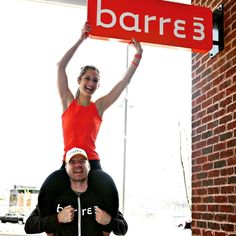 Big news! #barre3southpointe officially opens on Monday May 16. We will have free classes and child care all week long (reservations required). We're also running a pre-opening membership special- $109/month for unlimited classes access to #barre3 online workouts and 15% off all retail in studio. Grab our pre-opening special and sign up for a free class during our grand opening week through the link in profile. #grandopening #sptowncenter #pittsburgh #fittsburgh by barre3southpointe