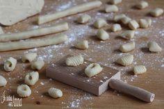 gnocchi di farina cotta