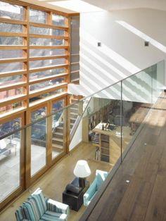 double height skylights house design ideas