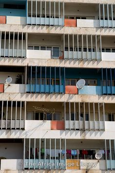 Photos and pictures of: Mozambique, Maputo, high-rise building - The Africa Image Library Giraffe, Elephant, Maputo, High Rise Building, East Africa, Futurism, Africa Travel, Portuguese, Modern Architecture