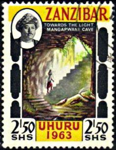 Zanzibar Uhuru 2.50shs 1963