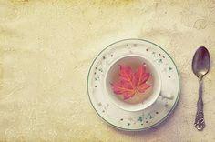 Tea! ;)