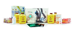 Strengthen and tone your body with F.I.T.2 to help you build lean muscle, incorporating high protein nutritional products. Complete this final step of the programme to see real definition.  Pack contains: 4 X 1 litre bottles Forever Aloe Vera Gel 2 X Forever Lite Ultra with Aminotein (Vanilla) 1 x Forever Therm (60 tablets) 1 x Forever Garcinia Plus (70 softgels) 1 x Forever Fiber (30 packets) Forever ProX2 (5 x Chocolate/5 x Cinnamon) F.I.T. Towel Information booklet