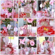 decoración mesa dulce integrada fiestas infantiles bonitas en exquisitae.com