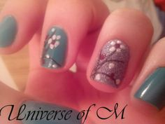 Return and spring nails ~ Universe Of M