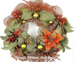Hey, I found this really awesome Etsy listing at https://www.etsy.com/listing/245574912/christmas-wreath-deco-mesh-holiday