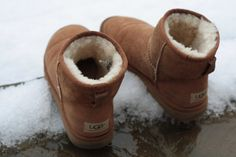 i will never stop wearing uggs
