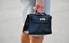 Mini Kelly bag:)
