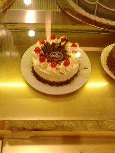 Fôret noire cake