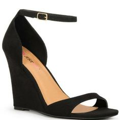 JustFab Marigot Black