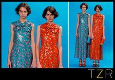 Marc Jacobs Sequin Splash Bow Dress