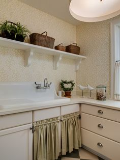 shabby chic laundry rooms - Buscar con Google