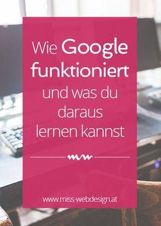 Wie Google funktioniert und was du daraus lernen kannst #google #seo…