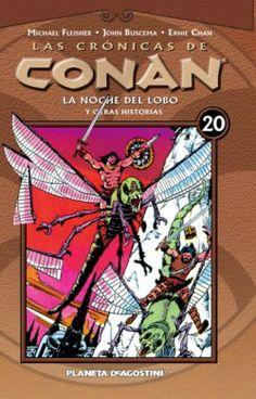 El equipo de creadores estrella formado por el guionista Michael Fleisher y el dibujante John Buscema continúa su trabajo estelar en el volumen 20 de Las crónicas de Conan pero con una emocionante diferencia: ¡que John Buscema no solo aporta su legendario estilo de dibujo, sino también ideas a los argumentos en varias historias!. http://www.planetacomic.net/comics_detalle.aspx?Id=31073 http://rabel.jcyl.es/cgi-bin/abnetopac?SUBC=BPSO&ACC=DOSEARCH&xsqf99=1733727+