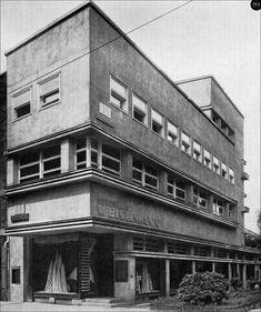Bauhaus, Art Deco, Amsterdam, Dom, Time Travel, Poland, Louvre, World, Building