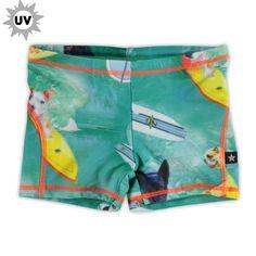 Molo Zwembroek | De leukste badkleding shop je bij kleertjes.com, de online winkel voor kinderkleding & babykleding | www.kleertjes.com