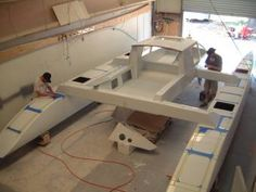 Catamaran Design Plans How To DIY Download PDF Blueprint UK US CA Australia Netherlands.   Boats ...