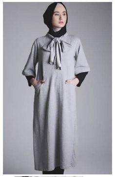 Baju Gamis Simple