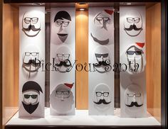 Holiday Window Displays 2014. Visual Merchandising Arts, School of Fashion at Seneca College.