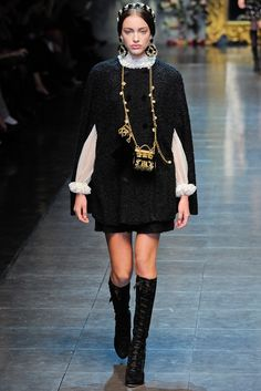 Dolce & Gabbana Fall 2012 Ready-to-Wear Collection - Vogue