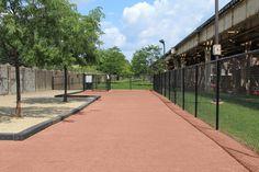Challenger Bark Dog Park in Wrigleyville/Buena Park, Chicago