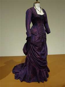 I'd love to be able to get walk around with an old Victorian dress and have people think its normal. I was born in the wrong era and place. Let us go back a hundred years ago. Awe now this is just right