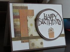 "cricut+birthday+card+ideas | ... Cricut Cartridge Beyond Birthdays-rectangle card and ""Happy Birthday"