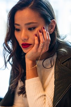 #JamieChung is an American actress and former reality television personality. She and her older sister are second-generation Korean Americans