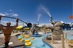 Water World - Denver, CO.      BEST WATER PARK EVER!!!!!!!!