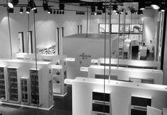 Architecture d'intérieur et concept store du showroom  « MODULE by LMC» situé à Decines (Lyon 69)