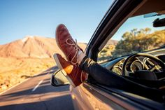 Travel Channel editors share the shoes they pack for every trip, from comfortable flats and sandals to cute, lightweight sneakers. Money Saving Meals, Road Trip Essentials, Travel Channel, Summer Pictures, Cowboy Boots, Oxford Shoes, Dress Shoes, Lace Up, Legs