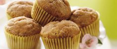 Love banana bread? Get the same great flavor wtih sweet muffins that bake a whole lot faster.