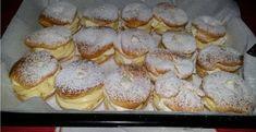 Vanilkové venčeky - Receptik.sk Doughnut, French Toast, Muffin, Ale, Breakfast, Food, Hampers, Morning Coffee, Muffins
