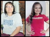 """DOES SKINNY FIBER WORK?    This is my friend Adeline and her story!  """"Here is my journey so far I am almost to my weight goal...Woohoo! I lost 32 lbs and although my weight has stayed the same for a couple of months, I have lost so many inches, I went from size 14 to a size 6. Skinny Fiber has helped me break through my plateau that I was stuck at for a whole year, it helped stop the sweet cravings, which was my biggest weakness, I also love the natural energy it provides so much that I ..."""