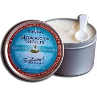Earthly Body Moroccan Night 192g 3in1 Massage Candle 192g / Massage Oil Candle