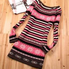 Free-shipping,long sweater,fleece sweater,cotton sweat,round neck sweater,wholesale and retail