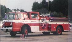 D.C. Fire Wagons