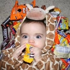 The only thing cuter than a baby or toddler is a baby or toddler dressed in a Halloween costume. It can be hard to pick a costume for your child...