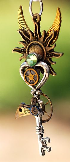 Guardian of the Sun Key by *KeypersCove on deviantART