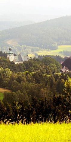 Beautiful landscape in the Jizera Mountains, Czech Republic | 22 Reasons why Czech Republic must be in the Top of your Bucket List